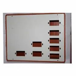 White Also Available In Brown PVC Switch Mounting Box, for Electric Fitting