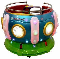 Circulating Bowl Kiddie Amusement Ride Game