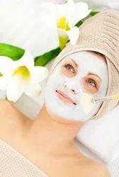 Facials Clean Up Service