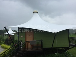 Tensile Tent Structure