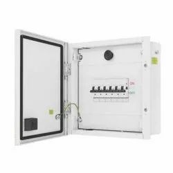 L & T Tripper Single Phase Distribution Boards