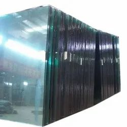 Plain Clear Float Glass, Glass Thickness: 12 Mm