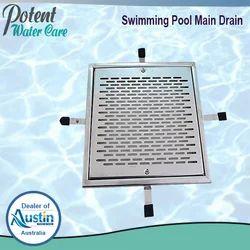 Swimming Pool Drain Grills Swimming Pool Main Drain