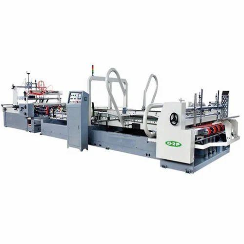 G2P Fully Automatic Folder Gluer Machine, Model: G2P-2400, Rs 2275000 /unit  | ID: 19425341762