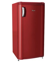 Red Normal Single Door Refrigerator 180 L