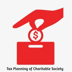 Tax Planning Of Charitable Society Service