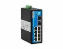IES2010-2GS-4F : 2-Gigabit SFP Slot, 4-100M Fiber Port & 4-100M Copper Port Layer 2 Switch