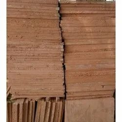 Mixed Sandstone Slabs, For Flooring, Size: 2x2 Feet