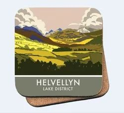 Promotional Printed Coaster