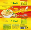 Patanjali Atta Noodles 4 Pack