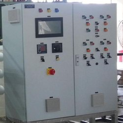 PLC Based Flow Control Panel