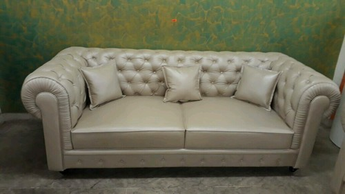 7 Seater Leatherette Sofa Set At Rs