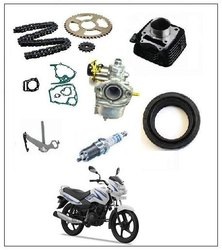 TVS Motorcycle Parts