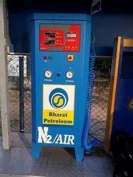 Bpcl Nitrogen Tyre Inflator