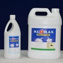 Klorax Sodium Hypo Chlorite