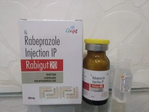 Rabeprazole Injection ( Rabigut 20 )