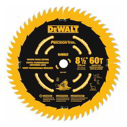 Large Diameter Precision Saw Blades