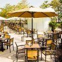 Cafeteria Umbrellas