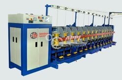 Direct Yarn Rewinding Machine