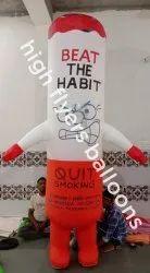 Inflatable Mascot (Cigarette Shape)