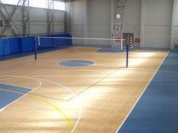 Indoor Sports Flooring Services