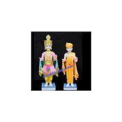 Lord Swaminaraiyan Marble Statue