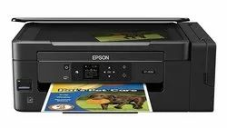 Inkjet Epson Multi Function Printer M2170, Maximum Paper Size: A4 Size And Legal
