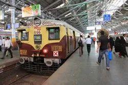 Railway Ticket Booking Service, India