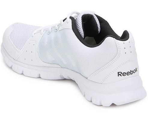 e15a19ea01 Reebok Super Run White Sports Shoes