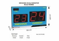 Weighing Scale Counter WSM86