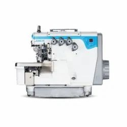 Jack E4-4 thread Power Saving Overlock Machine, For Industrial, Model Name/Number: E4S-2