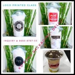 Plastic Shake Glass, Packaging Type: Corrugated Box