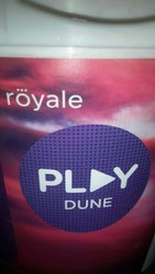 Water Based Metallic Lustre Asian Paints Royal Play Dune Gold - 1l, Packaging Type: Can