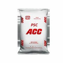 Acc Cement Psc, 50Kg