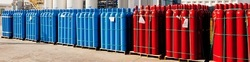 Pure Gases, Size: 7 Cubic Meter, Packaging Type: Cylinder