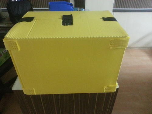 Micropack Systems Exporter Of Polypropylene Corrugated Box Pp