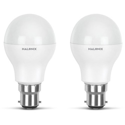 Cool Daylight Ceramic Halonix LED Bulb, Base Type: B22