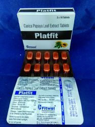 Platfit Tablet, Pack Size: 10x10 , Packaging Type: Strips