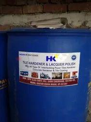 Melamine Concrete Tile Hardener