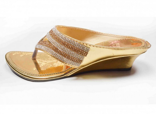 cea4c695e88 Indian Attitude Designer Fancy Partywear Sandal For Women