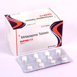 Mirtazapine at Best Price in India