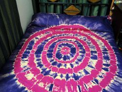 Batik Bed Sheets