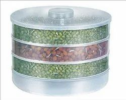 Plastic Hygienic Sprout Maker Box