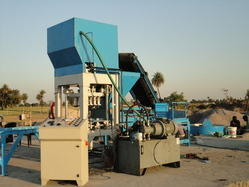 SV 2000 Fully Automatic Fly Ash Brick Making Machine