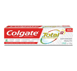Colgate Total Advanced Health Toothpaste, Packaging Size: 120g
