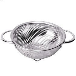 Stainless Steel Silver Casserole Set