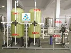 GIECL Water Purification System for Commercial & Industrial
