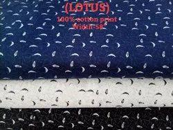 Lotus 100% Cotton Print Shirting Fabrics