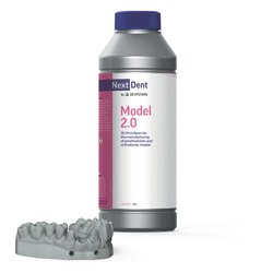 Nextdent Model 2.0 Resin (Available In Peach And White For Fabpro 1000)