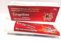Potasium Nitrate 5.0% W/w Sodium Monofluoro Phosphate 0.7% Gel